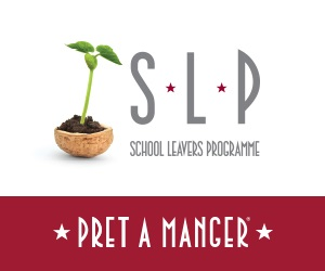 Pret A Manger School Leaver Programme