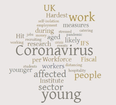 Coronavirus: Young People Hardest Hit In The UK Workforce