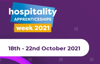 Catching Up With Hospitality Apprenticeships Week 2021