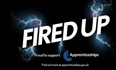 National Apprenticeship Week 2020 - Get Fired Up From 3rd to 9th February 2020