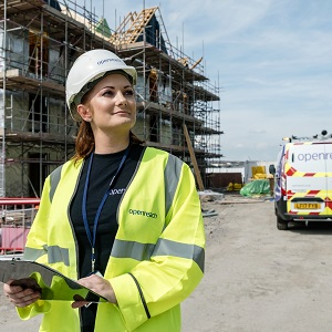 Openreach trainee