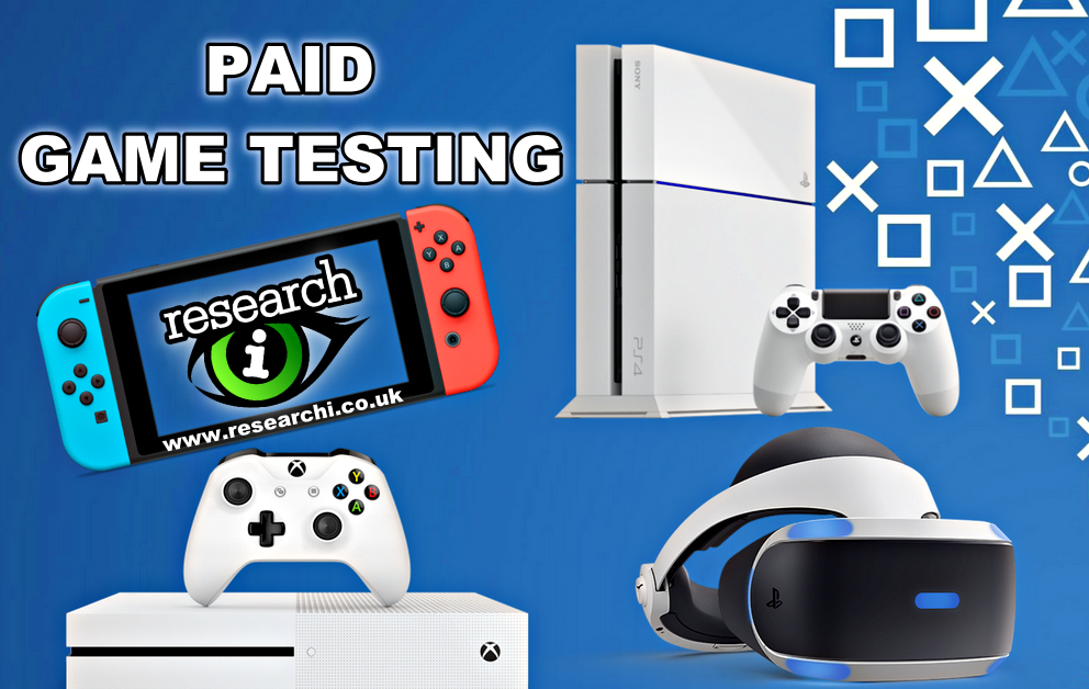 London Student Job - PAID GAME TESTERS NEEDED IN LONDON